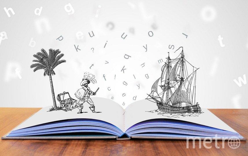 Сказки для детей рассказывают профи. Фото pixabay