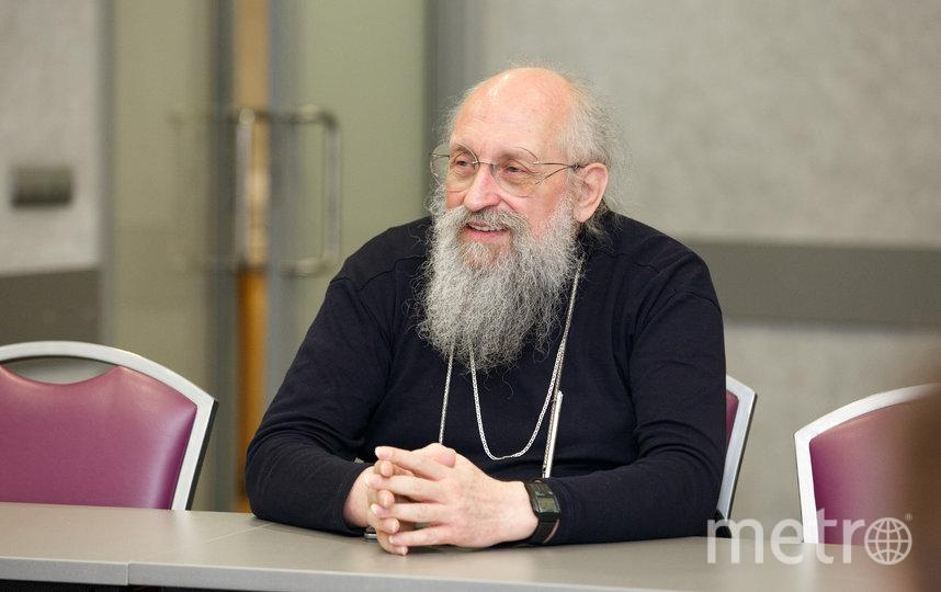 Анатолий Вассерман. Фото Юрий Гушан
