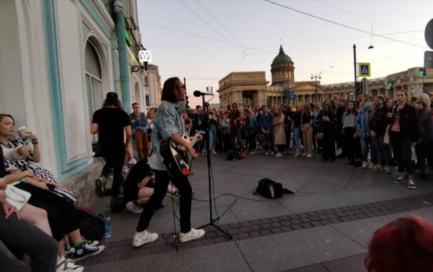 Депутаты готовят поправки для уличных музыкантов. Фото  instagram.com/__sovushka.