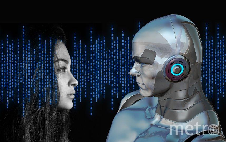 Роботы - будущее. Фото pixabay