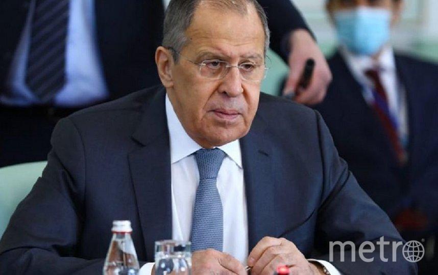 Глава МИД России Сергей Лавров. Фото instagram.com/mid.rus/.