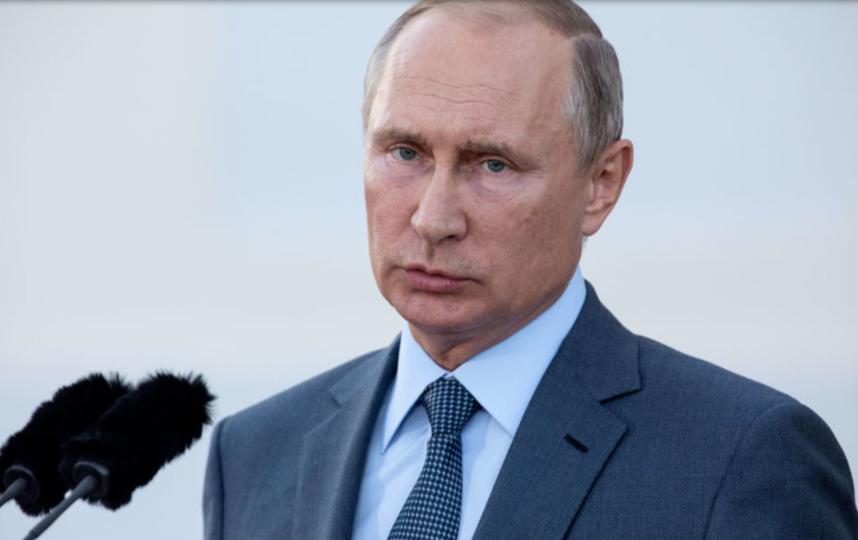 Владимир Путин. Фото Getty.