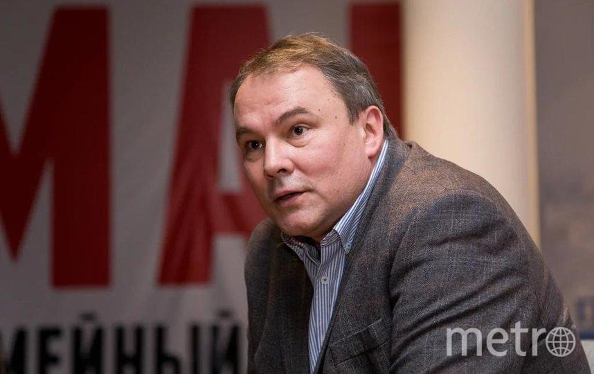 Пётр Толстой. Фото Александр Чикин