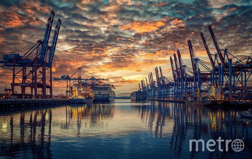 Точных сроков ввода порта Лавна в эксплуатацию пока нет. Фото pixabay.com