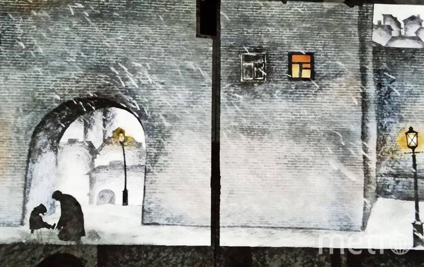 Московский детский театр теней выпустил премьеру – спектакль «Так и не написанная история» в постановке Ларисы Волковой. Фото Предоставлено организаторами