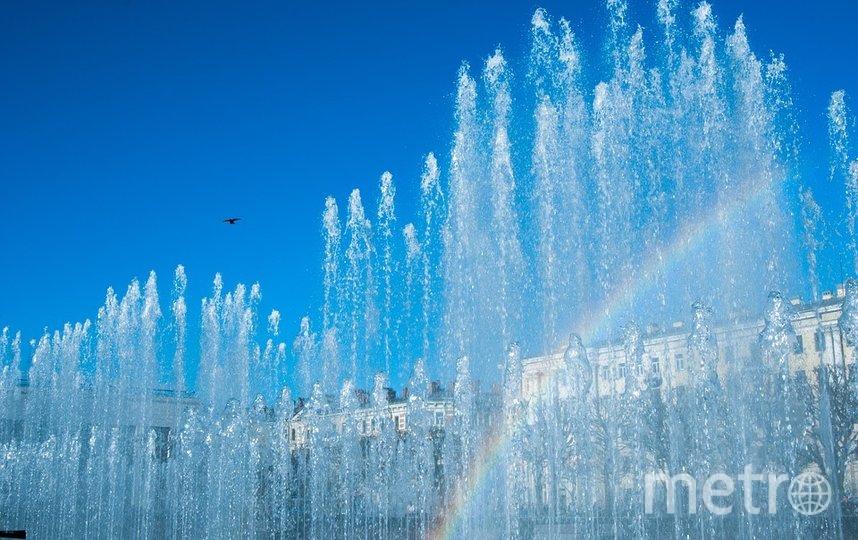 Сезон фонтанов в Петербурге стартует 24 апреля. Фото Pixabay