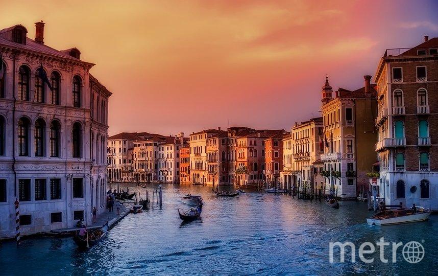 Италия возобновит прием туристов из России летом. Фото Pixabay.