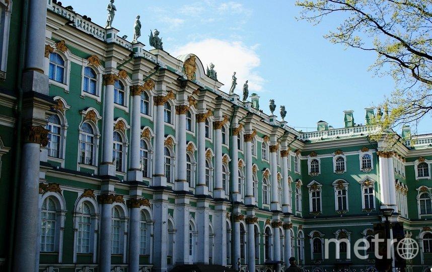 Зимний дворец. Фото pixabay.com