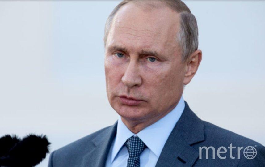 Владимир Путин выступит с посланием Федеральному Собранию 21 апреля. Фото Getty.