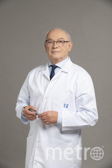 Доктор Румянцев. Фото Надежда Жилинская