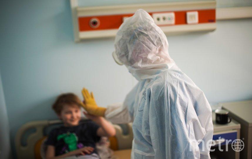 """Тема детской реабилитации является сегодня остросоциальной, отчего и привлекает так множество экспертов. Фото Авилов Александр//агентство """"Москва"""""""