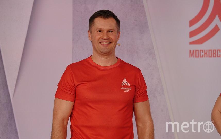 Алексей Немов. Фото Пресс-служба Москомспорта