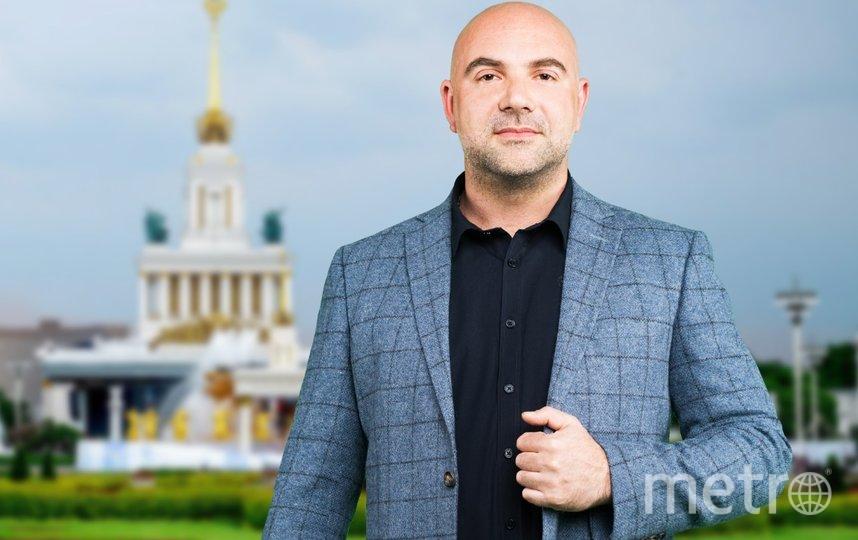 Лидер экологического движения Тимофей Баженов. Фото Максим Манюров