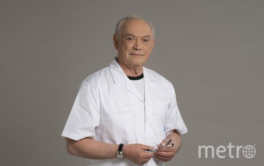 Александр Румянцев. Фото Надежда Жилинская