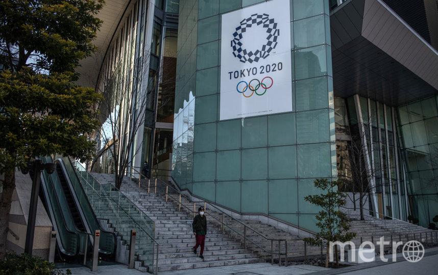 Олимпиада в Токио должна состоятся летом 2021 года. Фото Getty