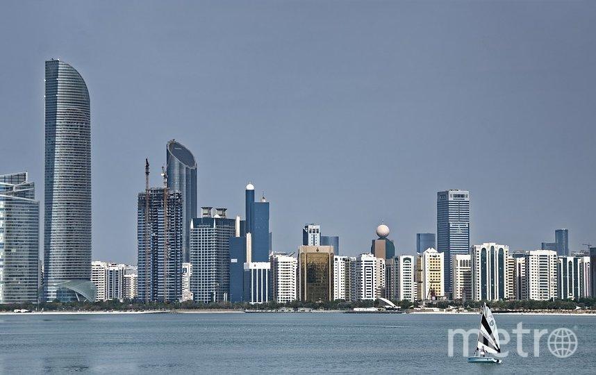 Абу-Даби. Фото Pixabay