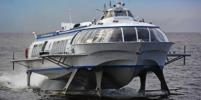 Из Кронштадта в Петербург по воде: когда откроется маршрут