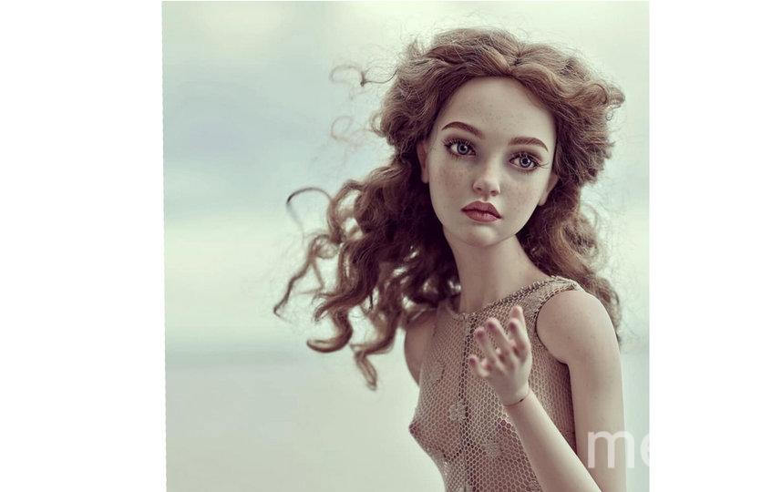 Девушки могут выдавать невероятное количество ракурсов на фото. Фото instagram.com@natalialoseva_dolls