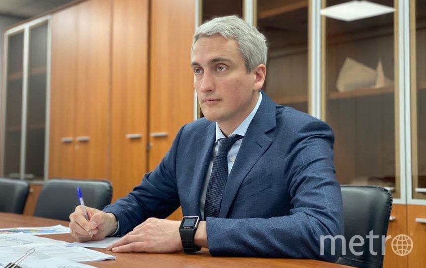 Член Общественной палаты России Евгений Нифантьев. Фото Галина Бродская