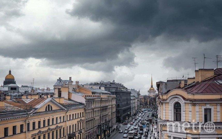Прогноз погоды на выходные. Фото instagram/andrei_mikhailov.