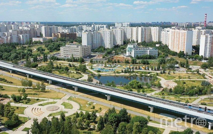В московском районе Южное Бутово появится уникальный спортивный кластер. Фото из архива, mos.ru