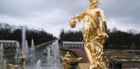 Летний сезон открыт: как в Петергофе запустили фонтаны