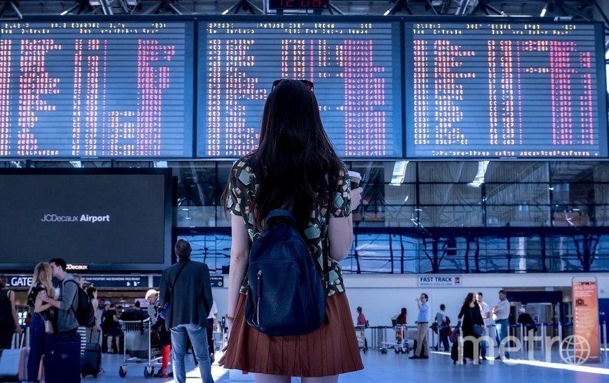 """""""Аэрофлот"""" разрешил обменять билеты на Кипр. Фото pixabay."""
