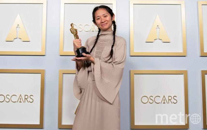 Хлоя Чжао. Фото Getty