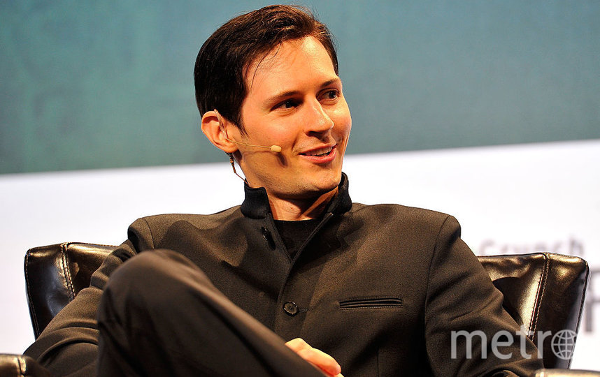 Павел Дуров, архивное фото. Фото Getty