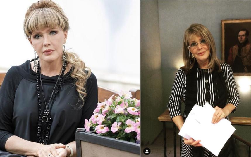 Елена Проклова. Фото Скриншот Instagram: @elproklova