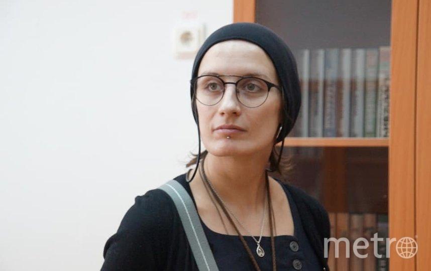 Мария Касьяненко. Фото https://www.facebook.com/Kasyanenko.Maria