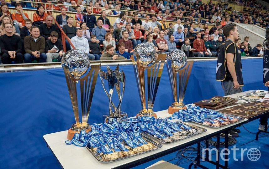 C 2020 г. в турнире принимают участие 7 национальных команд и Сборная Звёзд. Фото legends.ru, из архива