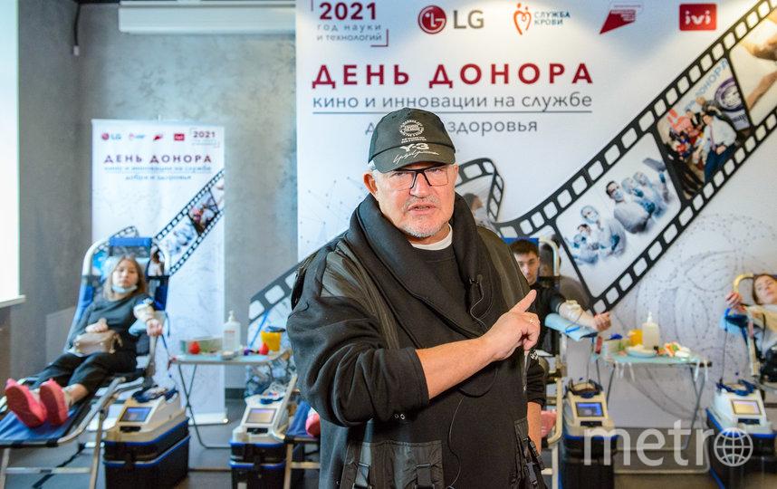 Кино и инновации на страже добра и здоровья: IVI и LG провели 3-й совместный День донора.