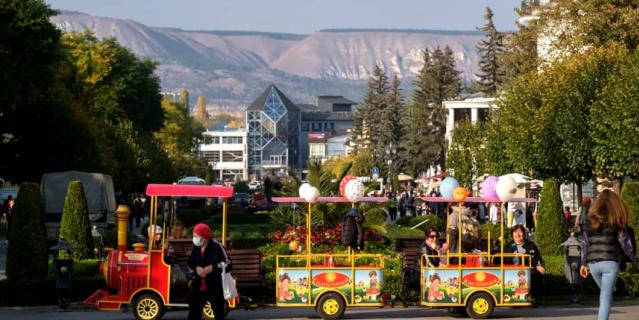 На майские праздники в регионе Кавказские Минеральные Воды обещают 20 градусов тепла.