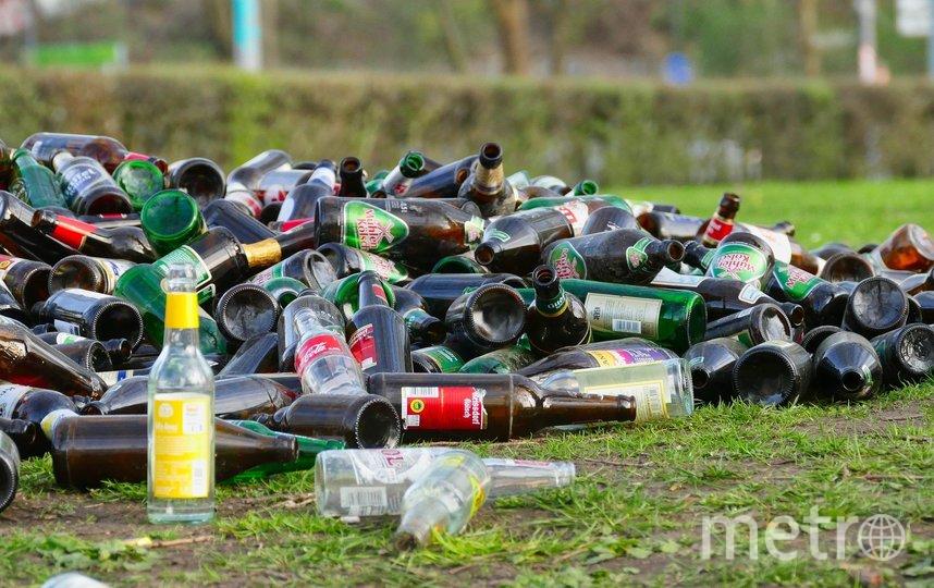 Пластиковый мусор – серьёзная проблема. Фото pixabay.com