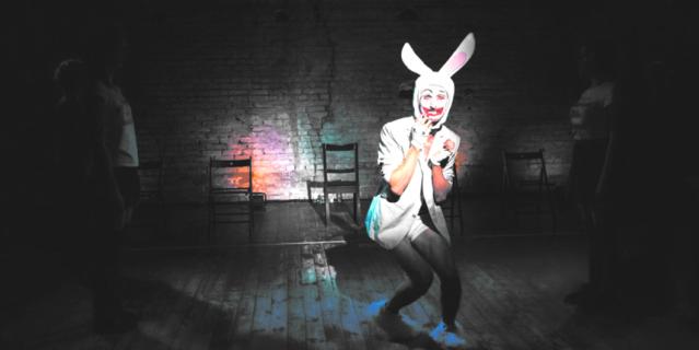 """За белым кроликом""."