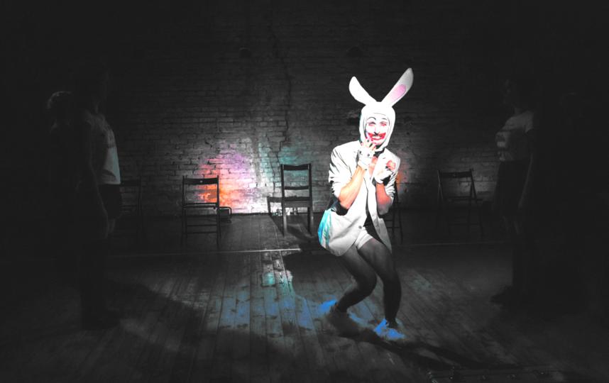 """""""За белым кроликом"""". Фото предоставлено организаторами"""