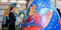 По Петербургу расставят гигантские яйца. Что нужно сделать, чтобы принять участие в пасхальном квесте