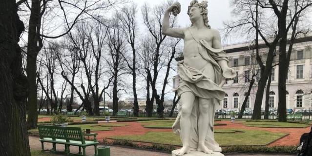 Статуя Вакх, Италия, нач. XVIII в.