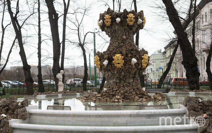 """Фонтан """"Коронный"""". Фото Святослав Акимов, """"Metro"""""""