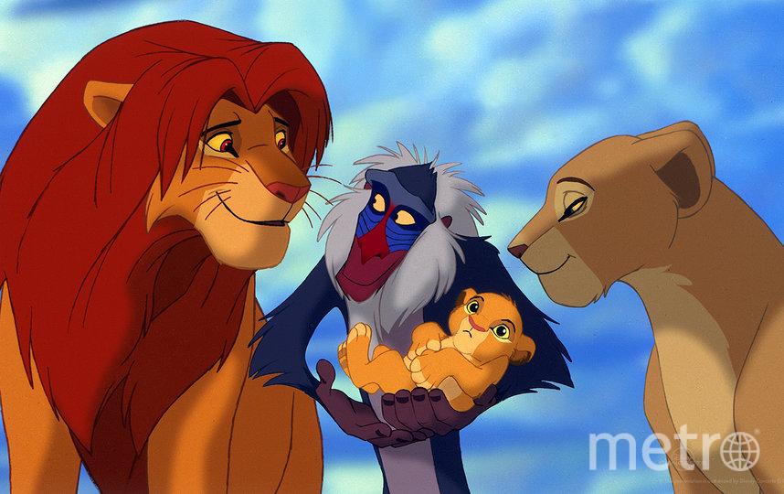 """""""Король лев"""". Фото Предоставлено организаторами"""