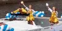 Открытие турсезона в Петербурге: как прошел речной карнавал - фото