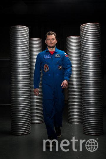 Летчик-космонавт Роман Романенко. Фото  Андрей Иванов