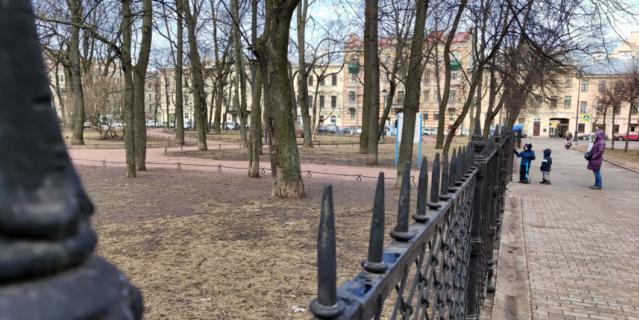 Фото с сайта комитета по благоустройству Санкт-Петербурга.