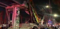 В Мехико обрушился метромост: что стало причиной