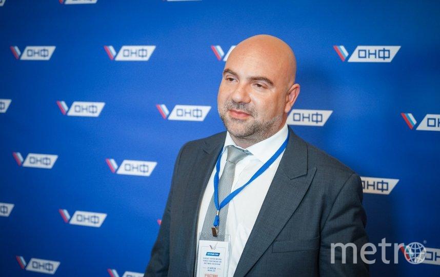 Тимофей Баженов. Фото Максим Манюров