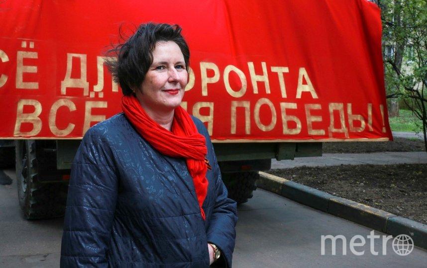 Светлана Разворотнева. Фото Сергей Харламов.