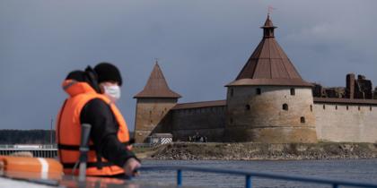 Из Петербурга в Шлиссельбург по воде: за сколько можно будет добраться до Орехового острова