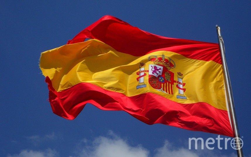 Флаг Испании. Фото Pixabay