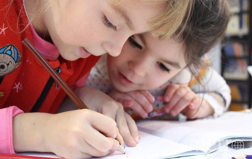 Детский конкурс организован вновь в Москве. Фото pixabay